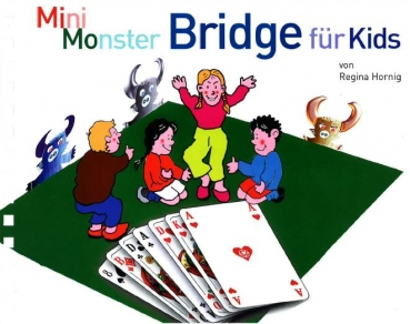 MINI MONSTER BRIDGE für Kids